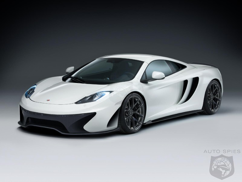 Did A Tuner Get Something RIGHT? Vorsteiner Gives Us A FIRST Look At Its McLaren MP4-12C